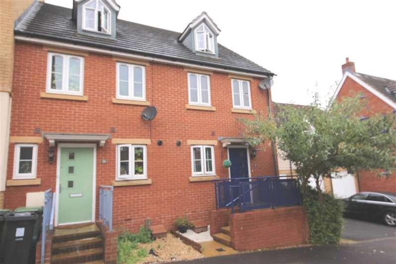 3 Bedrooms Terraced House for sale in Stanier Road, Mangotsfield, Bristol, BS16 9QP
