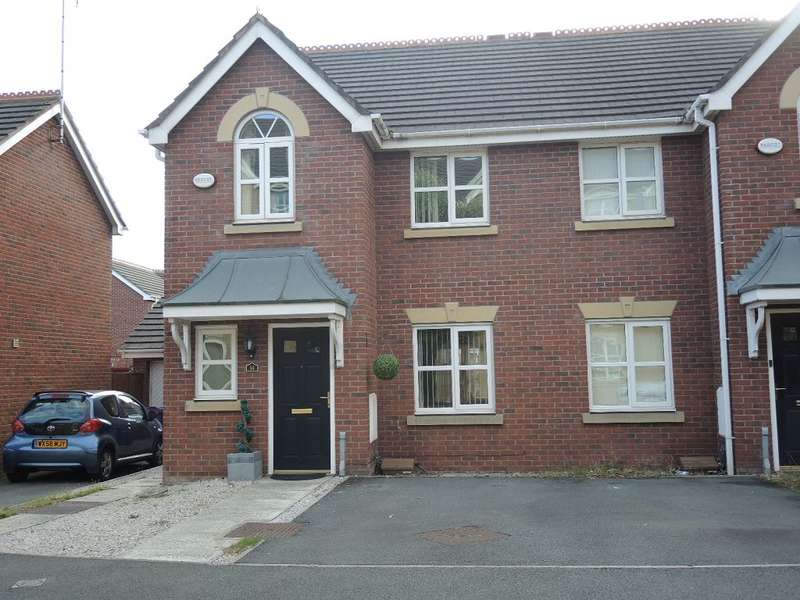 3 Bedrooms Semi Detached House for sale in Brigadier Drive, West Derby, Liverpool