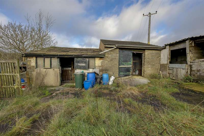 Land Commercial for sale in Coal Pit Lane, off Todmorden Rd, Bacup, Lancashire