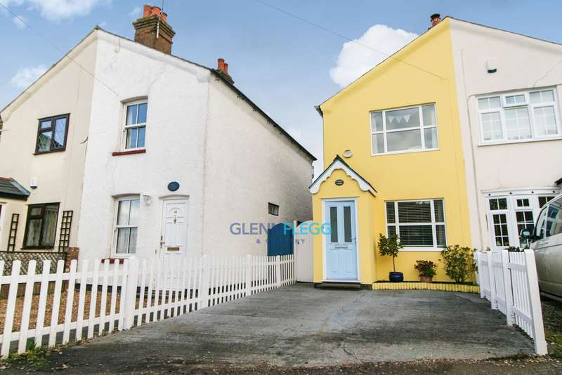 3 Bedrooms Semi Detached House for sale in Custard Cottage, 13 Fairfield Road, Burnham