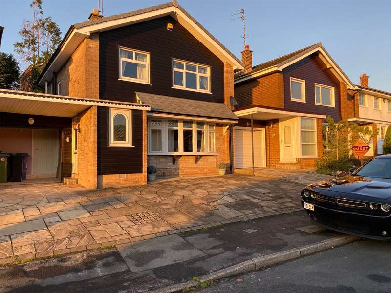 3 Bedrooms Link Detached House for sale in Poise Brook Road, Stockport, Greater Manchester, SK2