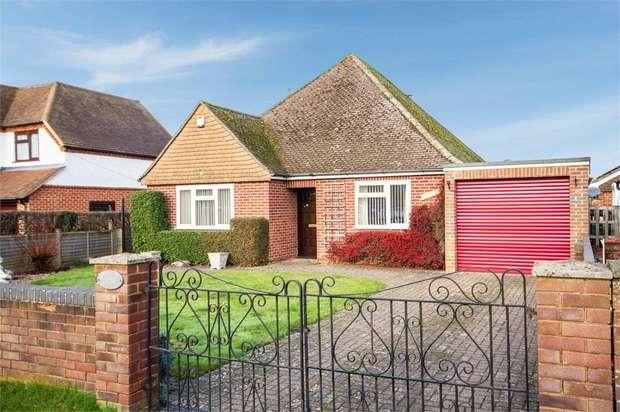 3 Bedrooms Detached Bungalow for sale in Bath Road, Thatcham, Berkshire