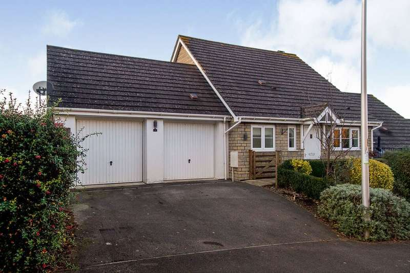 4 Bedrooms Semi Detached House for sale in Charlcombe Rise, Portishead, Bristol, BS20