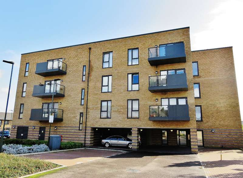 2 Bedrooms Flat for sale in Shilling Court, Sterling Road, Bexleyheath, DA7 6EU
