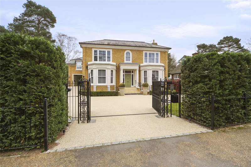 5 Bedrooms House for sale in Beechwood Avenue, Weybridge, Surrey, KT13