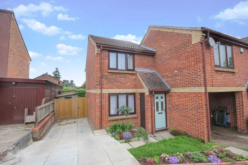 2 Bedrooms Link Detached House for sale in Pyegrove Chase, Forest Park