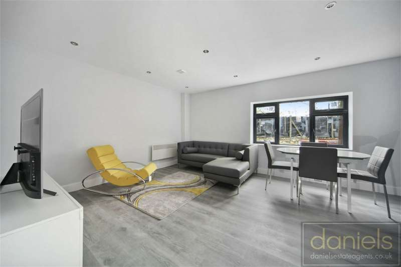2 Bedrooms Flat for sale in Sapphire Court, 18 Ironbridge Close, Neasden