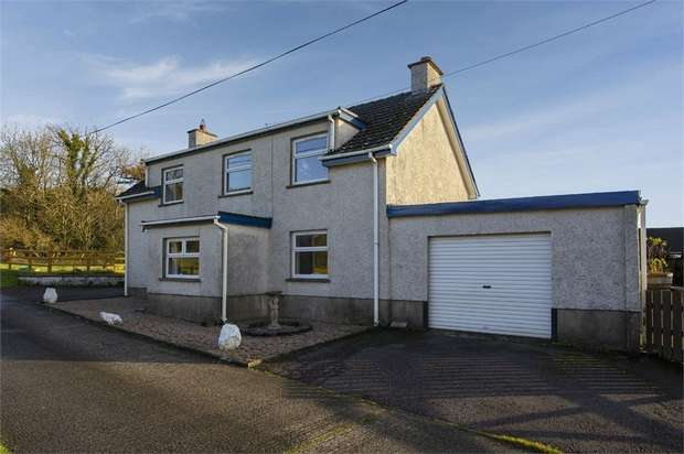 4 Bedrooms Detached House for sale in Ballinrees Lane, Macosquin, Coleraine, County Londonderry