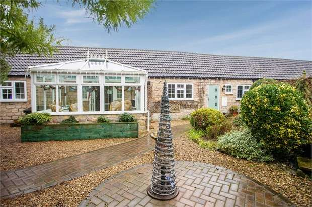 3 Bedrooms Cottage House for sale in Manor Barns, Welby, Grantham, Lincolnshire