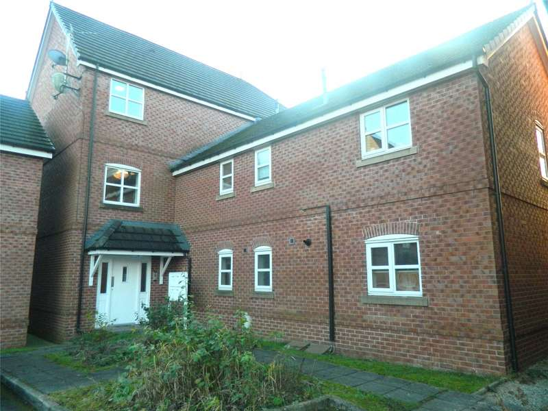 2 Bedrooms Flat for sale in Scholars Way, Bury, Greater Manchester, BL9