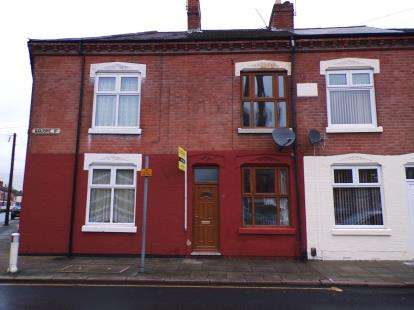 2 Bedrooms Terraced House for sale in Marjorie Street, Leicester, Leicestershire