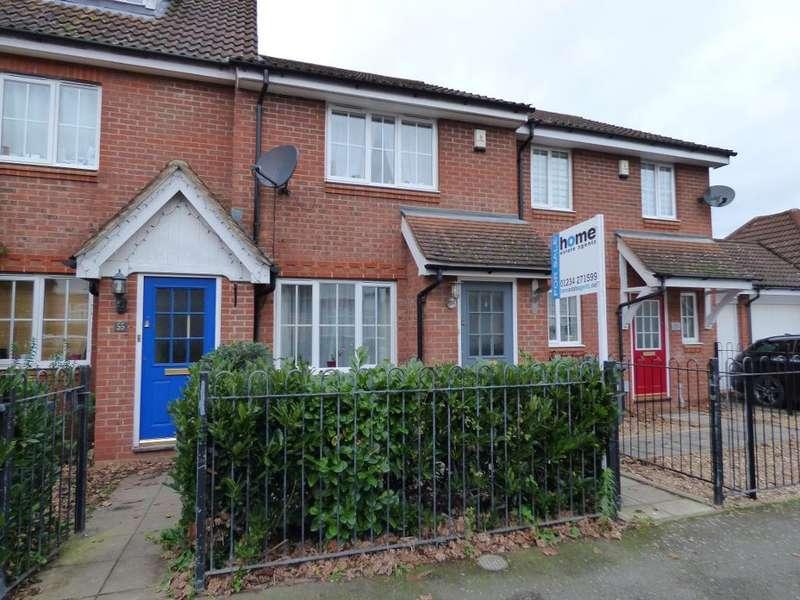 2 Bedrooms Terraced House for sale in Miller Road, Bedford, MK42 9FN