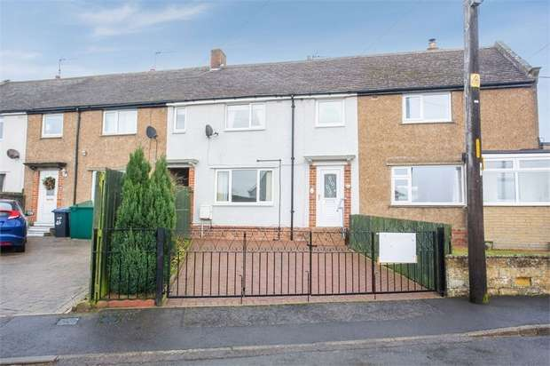 3 Bedrooms Terraced House for sale in Stainton, Stainton, Barnard Castle, Durham