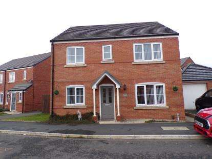House for sale in Garston Crescent, Newton Le Willows, Merseyside, .