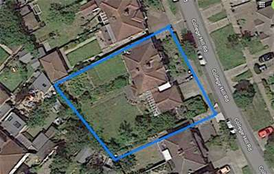 Land Commercial for sale in College Hill Road, Harrow Weald