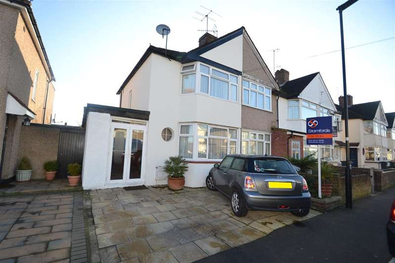 2 Bedrooms End Of Terrace House for sale in Sunningdale Avenue, Feltham