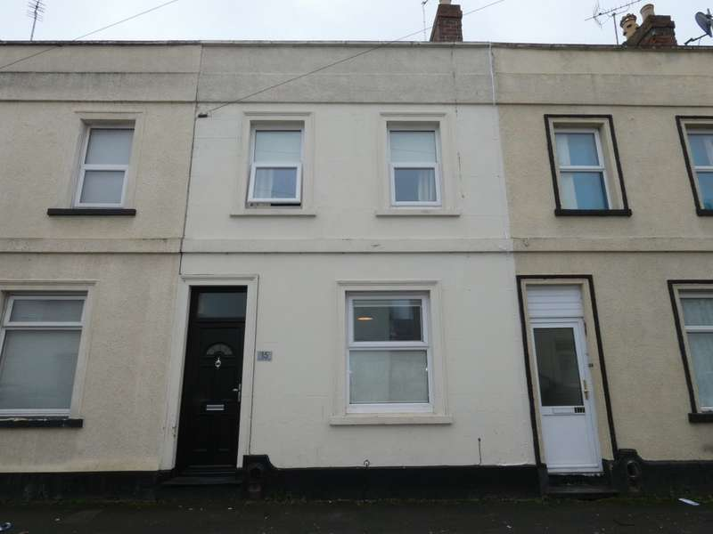 4 Bedrooms Terraced House for rent in St Mark Street, Kingsholm, Gloucester GL1