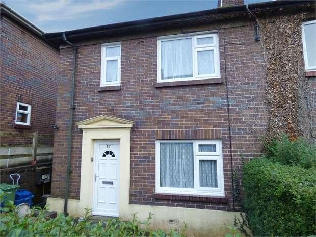 3 Bedrooms End Of Terrace House for sale in Ffordd Y Ffynnon, Bangor, Gwynedd