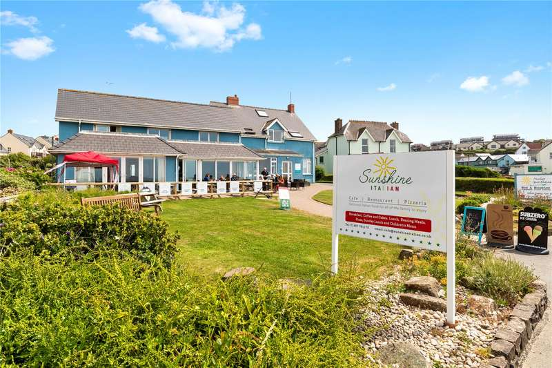 10 Bedrooms Detached House for sale in Anchor Guest House, Enfield Road, Broad Haven, Haverfordwest