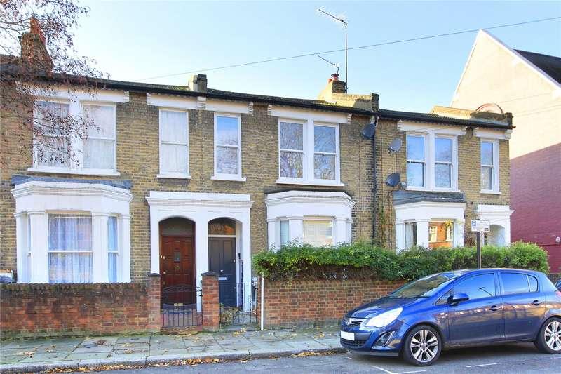 2 Bedrooms Flat for sale in Allardyce Street, Brixton, London, SW4