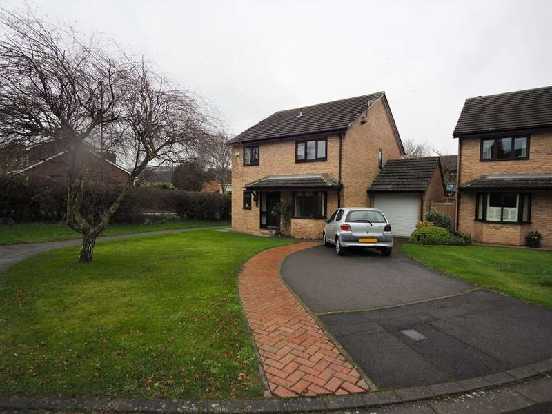 4 Bedrooms Detached House for sale in Goldcrest, Guisborough TS14