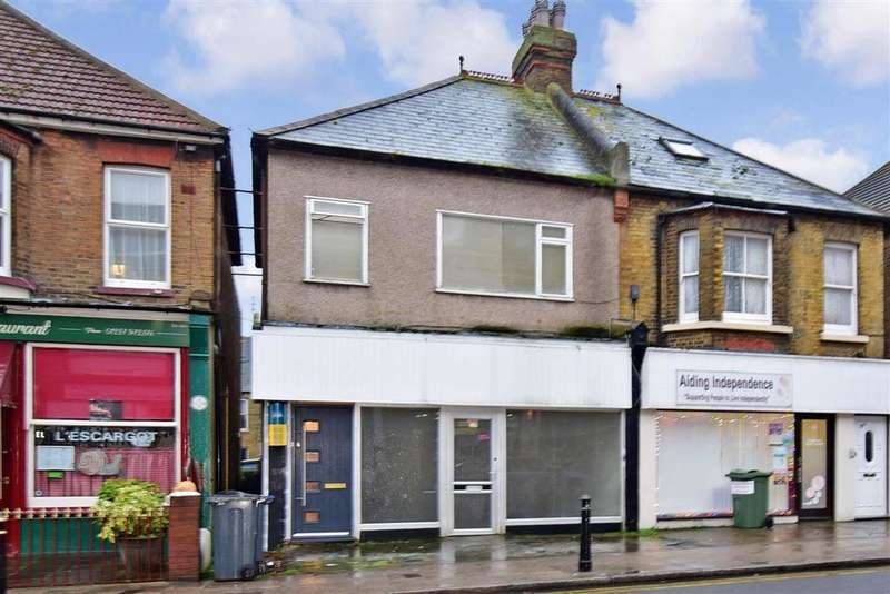 2 Bedrooms Ground Flat for sale in High Street, , Herne Bay, Kent
