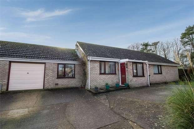4 Bedrooms Detached Bungalow for sale in Hunt Close, Harleston, Norfolk
