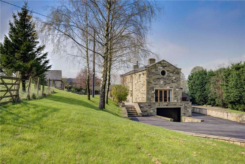4 Bedrooms Detached House for sale in Bolton Laithe Farm, Coal Pit Lane, Colne, Lancashire