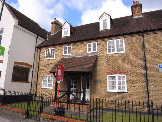 1 Bedroom Apartment Flat for sale in High Street, Bagshot, Surrey