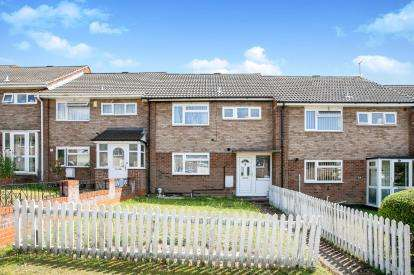 3 Bedrooms Terraced House for sale in Fleetwood, Letchworth Garden City, Herts, England