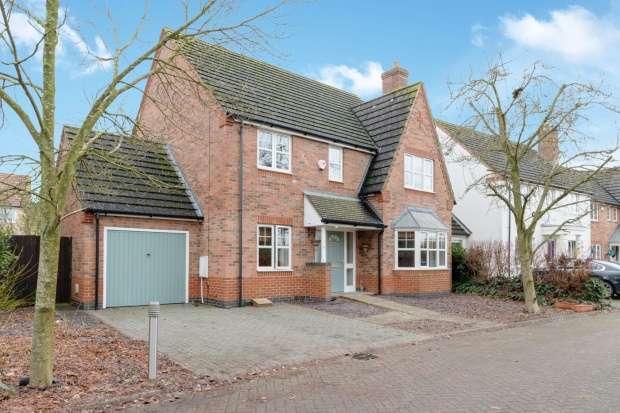 Detached House for sale in Park View West, March, Cambridgeshire, PE15 9UN