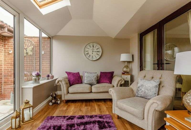 3 Bedrooms Property for sale in Lon Llewelyn, Abergele