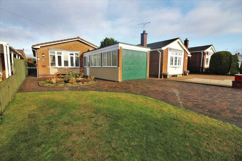 2 Bedrooms Detached Bungalow for sale in Woodcote Avenue, Kenilworth, CV8
