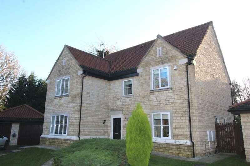 6 Bedrooms Detached House for sale in Dalton Walk, Burghwallis, Doncaster, DN6