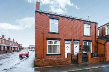 2 Bedrooms Semi Detached House for sale in Bentham Street, Coppull, Chorley, Lancashire