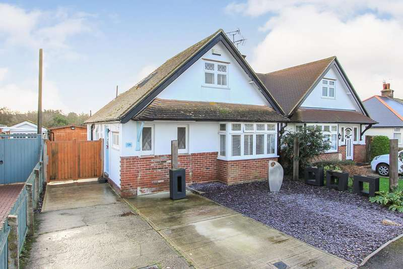 3 Bedrooms Semi Detached House for sale in Queens Road, Whitstable