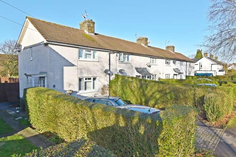 2 Bedrooms End Of Terrace House for sale in Longcroft Lane, Welwyn Garden City, AL8