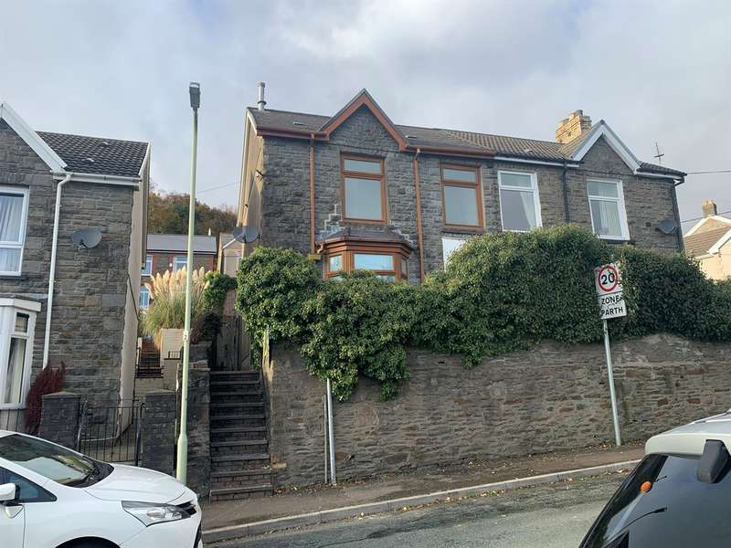 2 Bedrooms Semi Detached House for sale in Edward Street, Abercynon, Mountain Ash