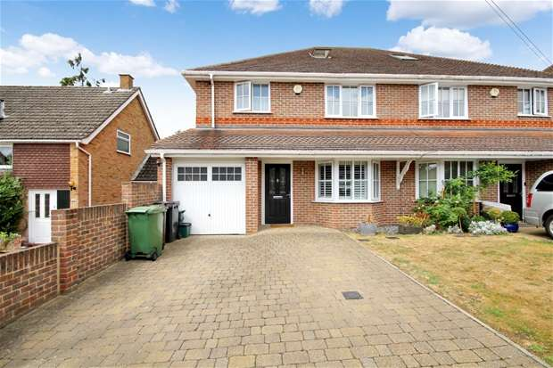 4 Bedrooms House for sale in Pipers Avenue, Harpenden