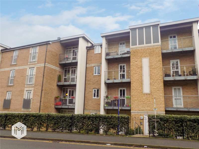 2 Bedrooms Flat for sale in Academy Way, Lostock, Bolton, BL6