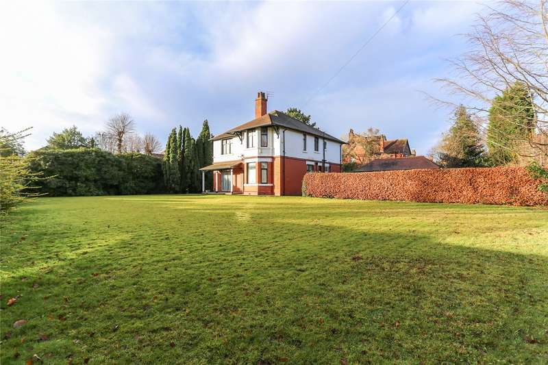5 Bedrooms Detached House for sale in Parsonage Road, Heaton Moor, Stockport, SK4