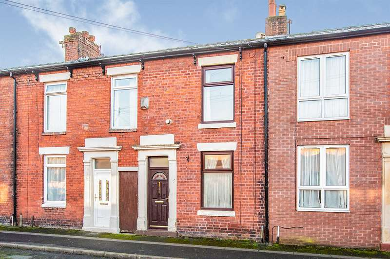 2 Bedrooms House for sale in Butler Place, Preston, Lancashire, PR1