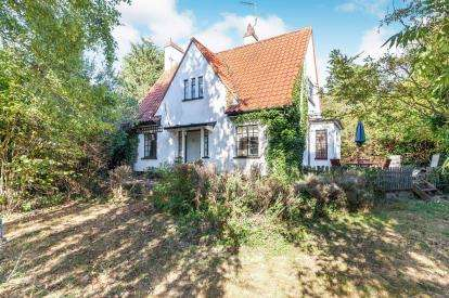 3 Bedrooms Detached House for sale in Reydon, Southwold, .