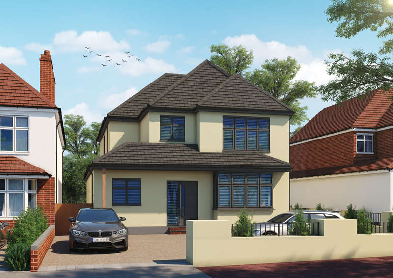 5 Bedrooms Detached House for sale in Hayes Chase, West Wickham