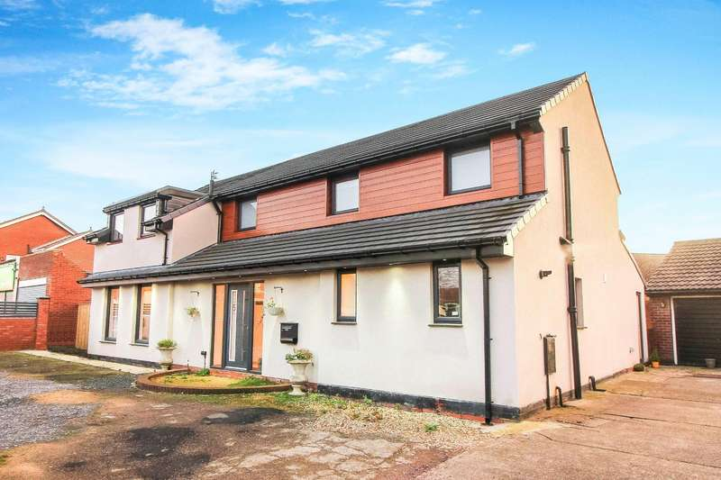 4 Bedrooms Detached House for sale in North Crescent, Choppington