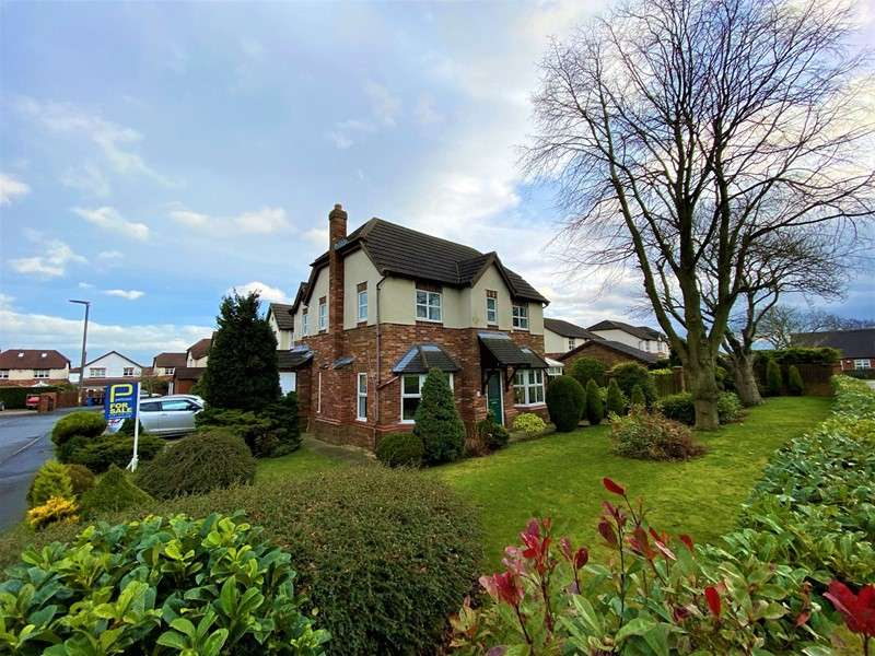 3 Bedrooms Property for sale in Roxby Wynd, Wingate, Durham, TS28 5PN