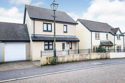 3 Bedrooms Link Detached House for sale in Camelford, Cornwall, Uk