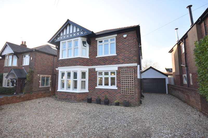 5 Bedrooms Detached House for sale in 67 Lavernick Road, Penarth, Vale of Glamorgan, CF64 3NY