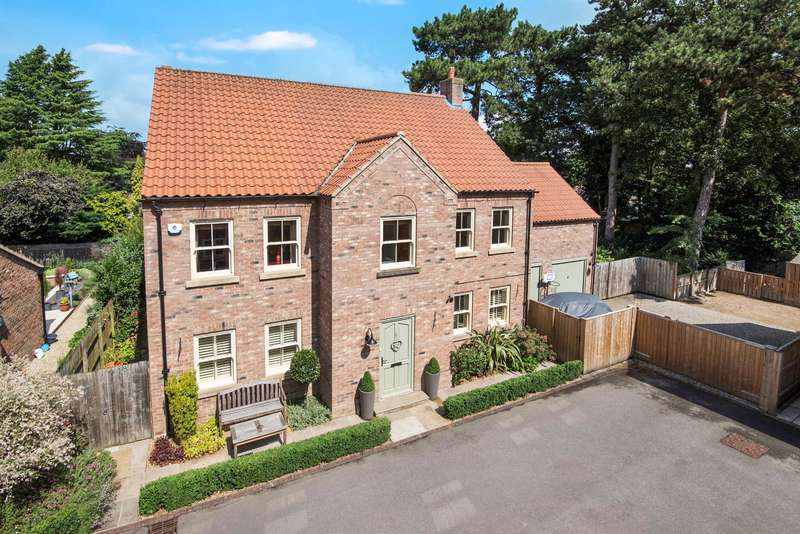 6 Bedrooms Detached House for sale in Bluebell Close, Ripon, HG4 1AW