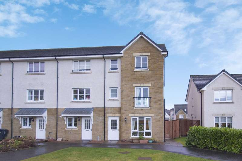 5 Bedrooms Town House for sale in Renfrew Court, Stirling, FK9